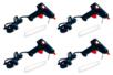 PROMO : 4 pistolets à colle + 8 bâtons de colle - Accessoires de collage 32218 - 10doigts.fr
