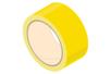 Rouleau de ruban adhésif 33 mètres - jaune - Adhésifs 11093 - 10doigts.fr