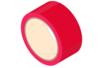Rouleau de ruban adhésif 33 mètres - rouge  - Adhésifs colorés et Masking tape 11091 - 10doigts.fr