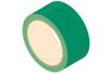 Rouleau de ruban adhésif 33 mètres - vert - Adhésifs 11094 - 10doigts.fr