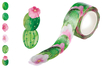 Rouleau Washi stickers Cactus - 200 stickers - Masking tape (Washi tape) 31172 - 10doigts.fr