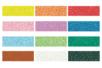 Sables colorés 100 gr - 12 couleurs assorties - Sable 06296 - 10doigts.fr
