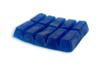 Savon bleu parfum lavande 250gr - Savons, colorants, senteurs 03988 - 10doigts.fr