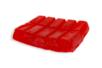 Savon rouge parfum fraise 250gr - Savons, colorants, senteurs 03985 - 10doigts.fr
