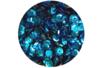 Sequins bleu outremer - Lot de 12000 sequins - Sequins 04717 - 10doigts.fr