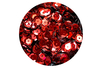 Sequins Rouge Noël - 12000 pcs - Sequins 04713 - 10doigts.fr