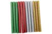 Set de 12 bâtons de colle pailletées Ø 0,7 cm - Pistolet à colle 30202 - 10doigts.fr