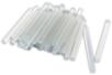 Set de 12 bâtons de colle transparente Ø 0,7cm - Pistolet à colle 04746 - 10doigts.fr