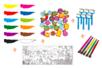 Gouache 1 Litre + CADEAUX - 12 couleurs - Gouaches 10 DOIGTS 31118 - 10doigts.fr