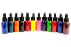 Encres de Chine , flacons pipette de 30 ml - 12 flacons - Encres liquides 31075 - 10doigts.fr