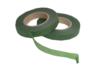 Bobines de ruban vert de fleuriste 1,25 cm x 27 mètres - Lot de 2 - Activités en papier 01734 - 10doigts.fr
