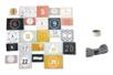 Set de 24 Enveloppes calendrier de l'avent numérotée - Nouveautés 36223 - 10doigts.fr