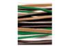Cordons en Suédine couleurs Nature - 3 couleurs (2 x 1 mètre par couleur) - Cuir, suédine 13182 - 10doigts.fr