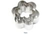 Emporte-pièces fleur - 3 Tailles - Emporte-pièces 01564 - 10doigts.fr