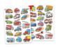 Set de 34 gommettes voitures et camions - Gommettes fantaisie 18302 - 10doigts.fr