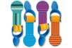 Set de 4 rouleaux à empreintes assorties - Outils de Modelage 04514 - 10doigts.fr