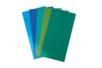 Papiers camaïeu bleu pour supports lisses  - 5 feuilles - Papiers Imprimés 16463 - 10doigts.fr