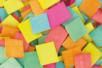Mosaïques bois couleurs pastels - 1 set (500 pcs) - Mosaïques bois 14935 - 10doigts.fr
