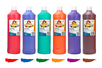 Gouache 1 Litre, couleurs secondaires - 6 couleurs - Gouaches 10 DOIGTS 31116 - 10doigts.fr