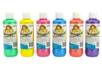 Peinture Textile , flacon de 250 ml - 6 couleurs nacrées - Peinture Tissu 35096 - 10doigts.fr