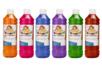 Set de 6 flacons 500 ml d'encre à dessiner - couleurs complémentaires - Encres liquides 35089 - 10doigts.fr