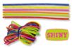 """Paracordes thème """"SHINY"""" - Set de 6 couleurs - Vive l'été ! 16856 - 10doigts.fr"""