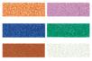 Sables colorés (couleurs complémentaires) - 6 pochettes de 100g - Sable 06294 - 10doigts.fr