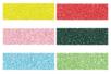 Sables colorés  (couleurs de base) - 6 pochettes de 100g - Sable 06293 - 10doigts.fr