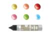 Stylos 30 ml de peinture - Set de 6 couleurs - Stylos peinture 3D 19322 - 10doigts.fr