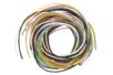 Cordons en coton ciré - Set de 8 couleurs x 1 m - Ø 1 mm - Fils en coton, échevettes - 10doigts.fr