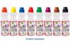 Marqueurs à encre, couleurs classiques assorties - Set de 8 - Feutres Marqueurs dessin 01102 - 10doigts.fr