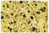 Paillettes étoiles or - Environ 8000 pces - Paillettes fantaisie 10349 - 10doigts.fr