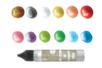 Stylos 30 ml de peinture - Set de 12 couleurs - Stylos peinture 3D 19323 - 10doigts.fr