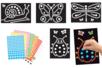 """Tableaux """"Insectes""""- Set de 4 tableaux - Kits activités carteries 18704 - 10doigts.fr"""
