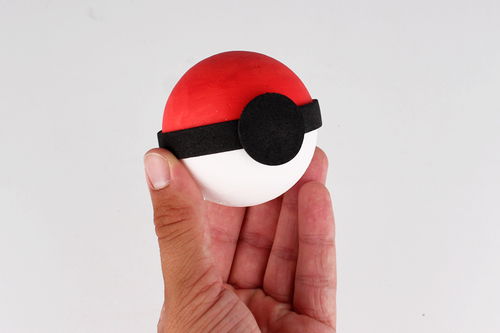 Fabriquer une Pokéball