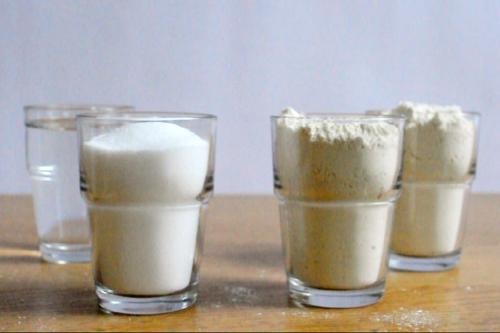 Pâte à sel : recette facile
