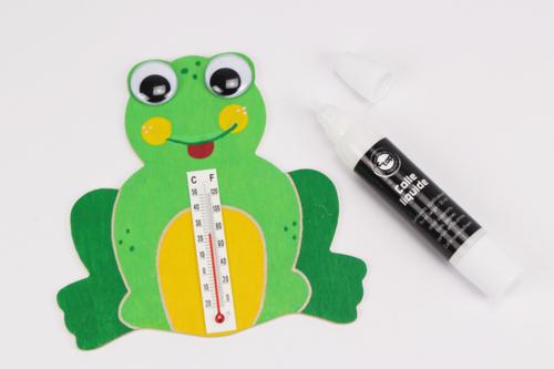 Thermomètre grenouille