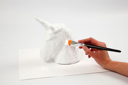 Peindre la tête -